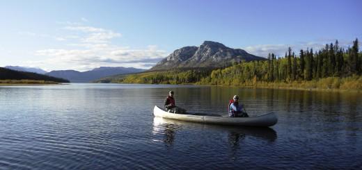 """Die """"Tagish Wilderness Lodge"""" ist im Sommer nur per Boot oder Wasserflugzeug erreichbar."""