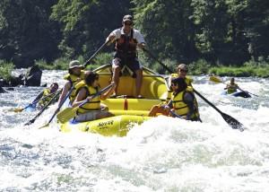 RaftingRogueRiver