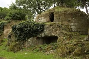 Cerveteri -Necropoli etrusca