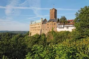 UNESCO-Weltkulturerbe Wartburg in Eisenach, Copyright: Florian Monheim / www.bildarchiv-monheim.de