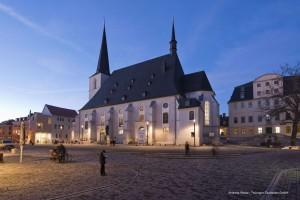 Herderkirche / Herderplatz Foto: Maik Schuck / Weimar