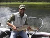 Die kanadischen Seen sind aufgrund ihres Fischreichtums als ausgezeichnete Angelreviere bekannt.