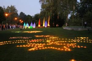 Leuchtornamente