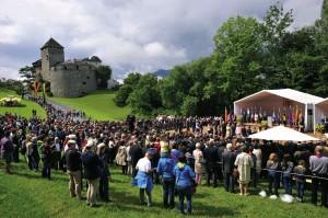 Staatsfeiertag2014, Vaduz, Liechtenstein