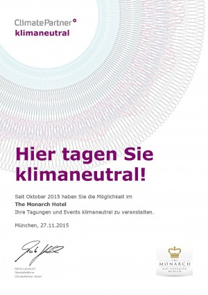 ClimatePartnerUrkunde