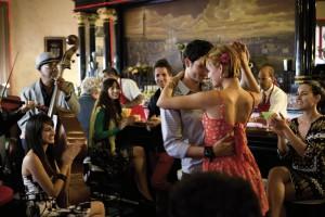 Floridita_dancingcouple_havana_Karawane