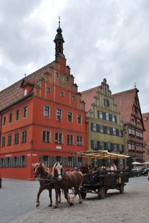 RomantischeStrasse_PlanwagenDinkelsbuehl