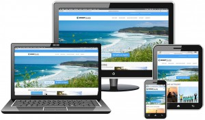Wavetours Homepage Devices