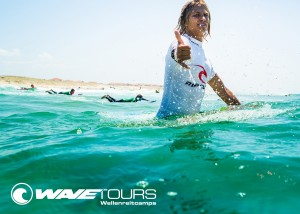 Wavetours Surfcoach Frankreich