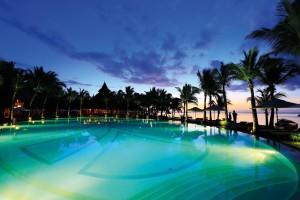 Beachcomber Hotels & Resorts; Mauritius; Île Maurice; Paradis Hotel and Golf Club; Paradis Hotel & Golf Club; 5-star; Beach; Plage; Travel; Voyage; Tourism; Tourisme; Holiday; Vacation; Congé; Vacances; Poolside; Bord de la piscine; Pool; Piscine;