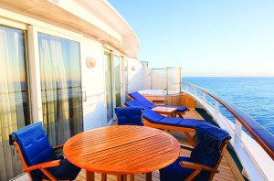 Private Balcony Owner's Suite Cat. AA - Room #1003 (Deck 11) Norwegian Sun - Norwegian Cruise Line