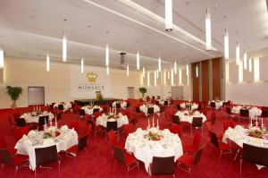 Convention Center, The Monarch Hotel, Bad Gögging