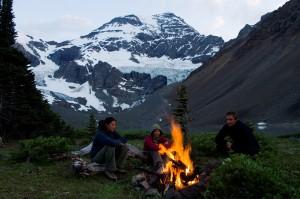 Razorback Mountains, Cariboo, BC Canada Model Released