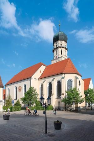 SchongauStadtpfarrkirche_RomantischeStrasse