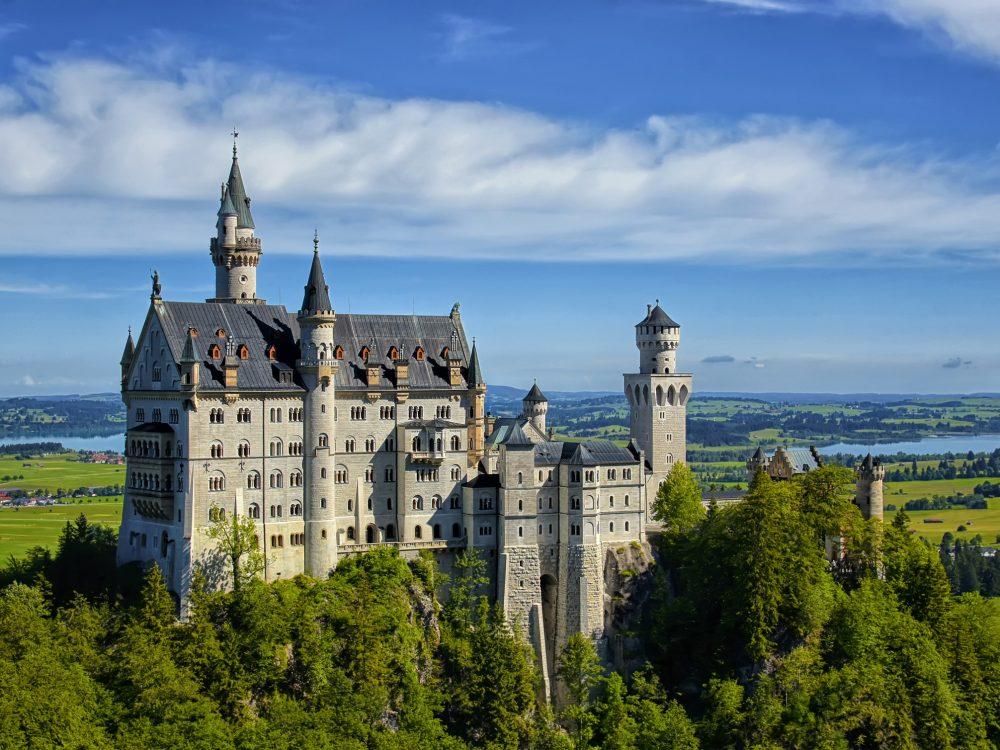 Marchenhochzeit Im Schloss